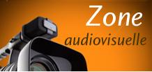 Zone audiovisuelle