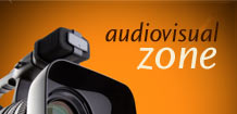 Audiovisual zone