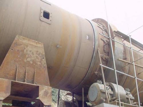 Transformación del Horno II y equipos de Molienda