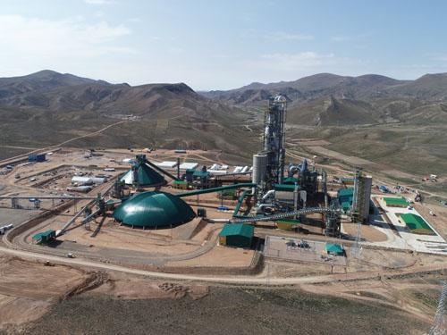 Proyecto EPC para construcción de una planta de cemento en Oruro (Bolivia)