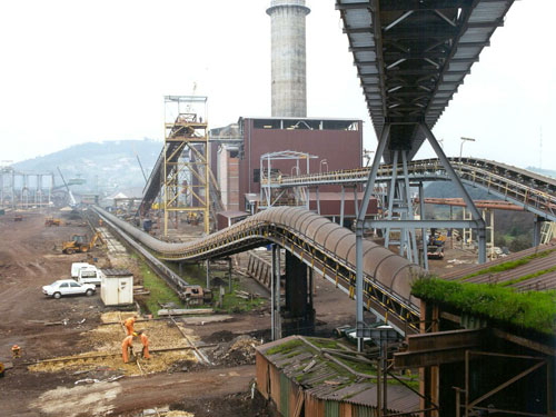 Revision of the sinter plant of ARCELORMITTAL in Asturias
