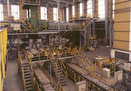 New FUSION III plant, Avilés (Asturias) Spain.