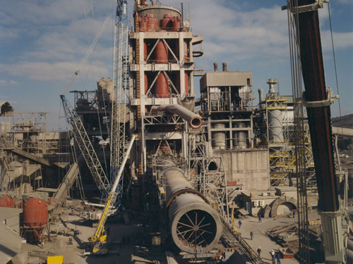 Contract of mechanical maintenance in Castillejo plant in Toledo