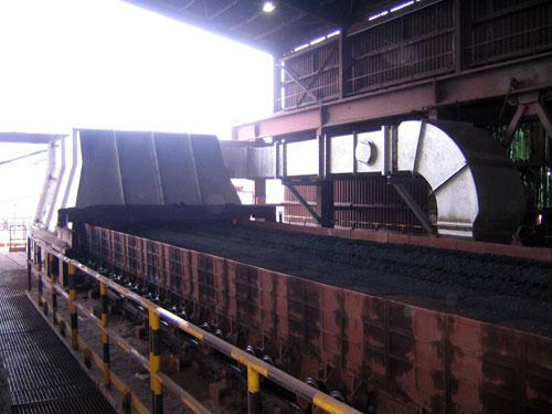 Revamping de la planta de Sinter A, Gijón, España