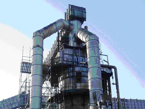 Trabajos de reparación metalúrgica del Horno H-1301 de FCC en el Complejo Industrial de Repsol