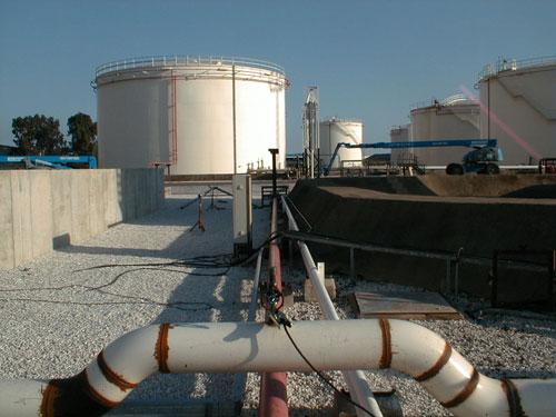 Interconexión entre la instalación de almacenamiento de CLH y las instalaciones portuarias