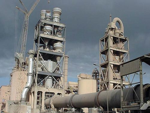 Clinker Production Lines, Chlef, Algeria