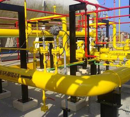 Improvement of propane pumping system