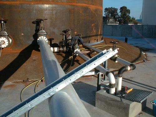 Contrato de mantenimiento mecánico y de tanques diversas factorías