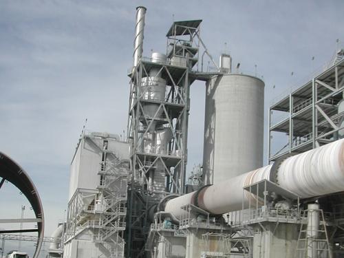 Renovación de la línea blanca de cemento y nuevo sistema de decoloración del producto, Madrid, España.