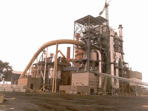 Raw milling facility, Alcalá de Guadaira, Spain