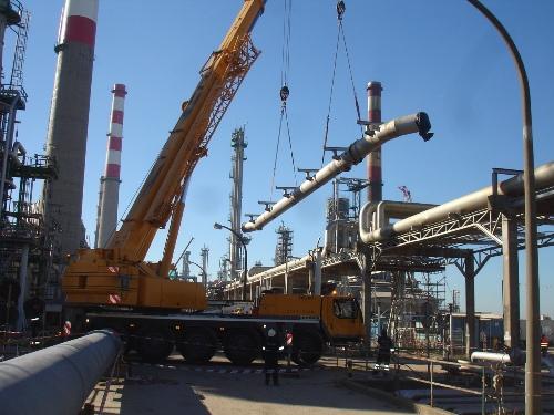 General Shutdown Oporto Refinery