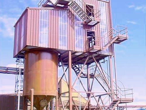 Alumina liquor plant, San Ciprián, Spain